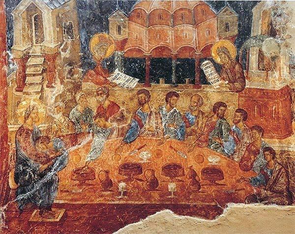 Προσκυνητής: Κήρυγμα Κυριακή ΙΑ'Λουκά(Αγίων Προπατόρων)