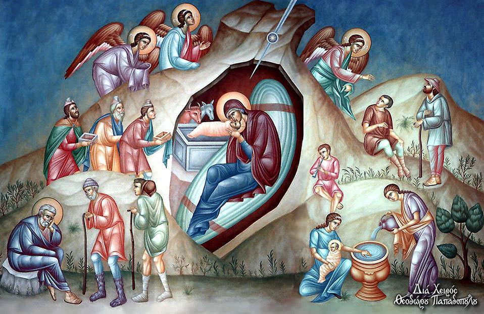 Η Γέννηση του Χριστού για την αναγέννηση του ανθρώπου